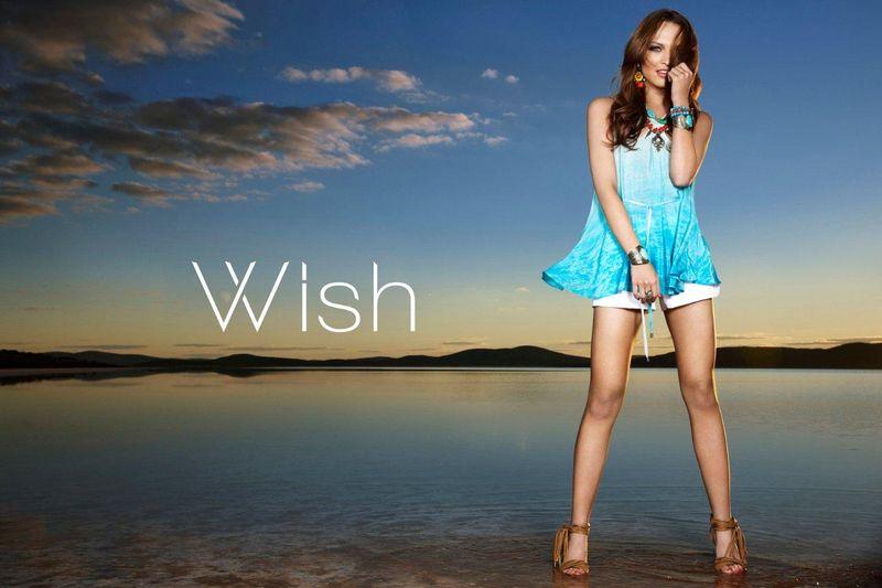 Wish Atlantic Top Clarion Shorts